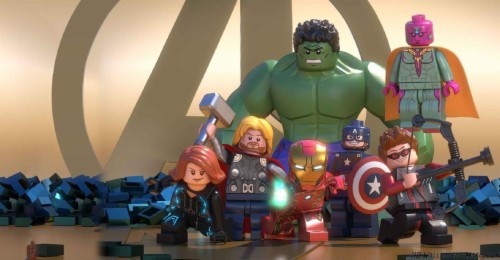 Lego Marvel Super Heroes 2 Hd Wallpaper Lego Marvel Super
