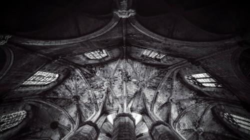 Night Glow Mac Wallpaper Cathedral Mac Wallpapers Black