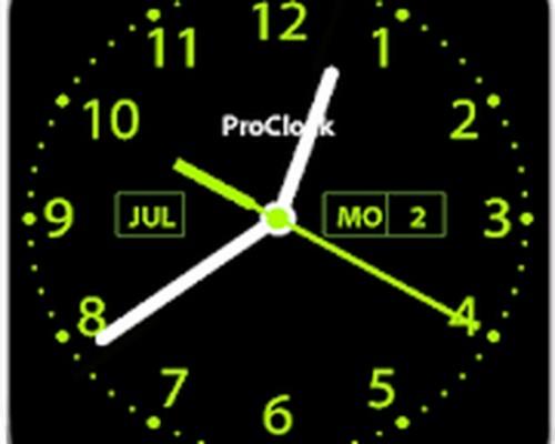 Analog Clock Live Wallpaper Android Free Download Analog