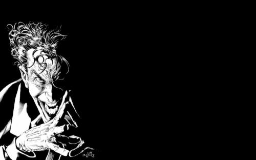 Black Image Joker Wallpaper Black And White 1631383 Hd Wallpaper Backgrounds Download