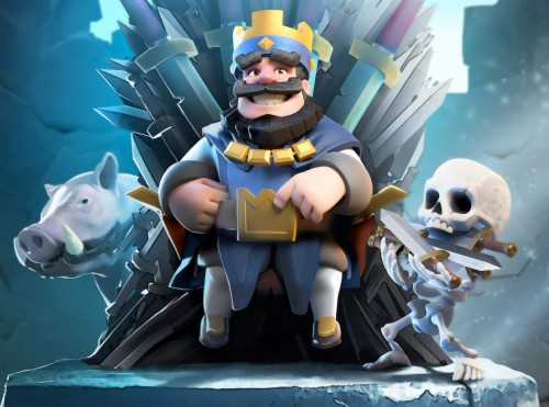 List Of Free Clash Royale Wallpapers Download Itl Cat