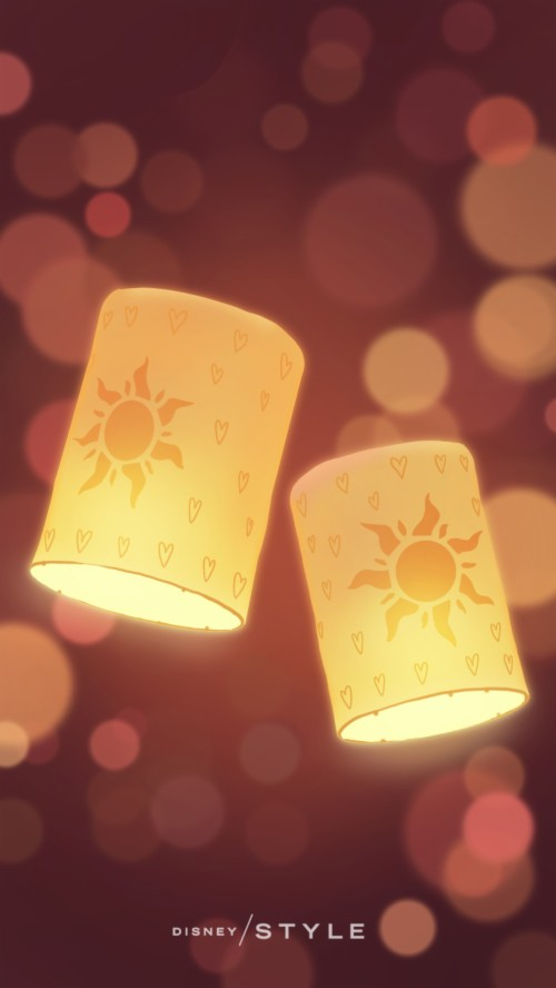 Rapunzel Tangled Lanterns Pc Android Iphone And Ipad Disney Tangled Fan Art 2939983 Hd Wallpaper Backgrounds Download