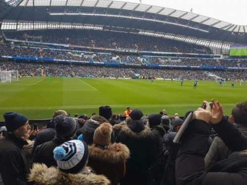 Manchester Citys Etihad Stadium Expansion Approved New