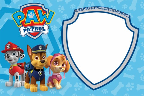 Decoracao Patrulha Canina Paw Patrol 610656 Hd Wallpaper