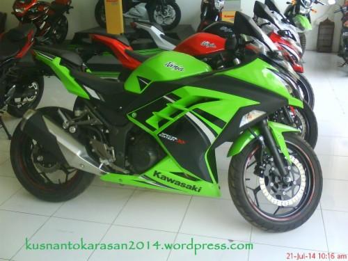 Dsc02728 Motor Ninja 4 Tak Warna Hijau 621531 Hd