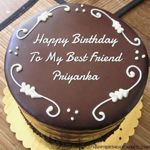 Astonishing Priyanka Name Wallpaper Zeeshan Name Birthday Cake 645422 Funny Birthday Cards Online Elaedamsfinfo
