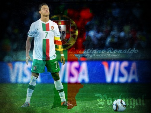 Cristiano Ronaldo Portugal Wallpaper 2012 Hd 648916 Hd