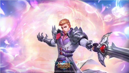 Animated Stickers Miya And Alucard Mobile Legends 654054 Hd Wallpaper Backgrounds Download