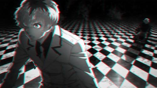 Haise Sasaki Glitch Desktop 4k Uhd Wallpaper Tokyo Ghoul