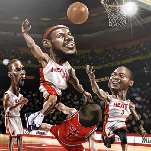 Download Lebron James 71615 Hd Wallpaper