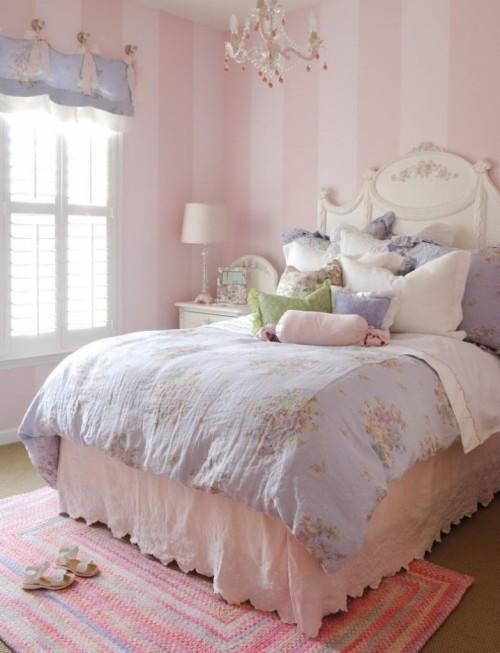 Modern Girl Bedroom Wallpaper Becauseitsyourhome Pinterest Pink Striped Wallpaper Bedroom 712479 Hd Wallpaper Backgrounds Download