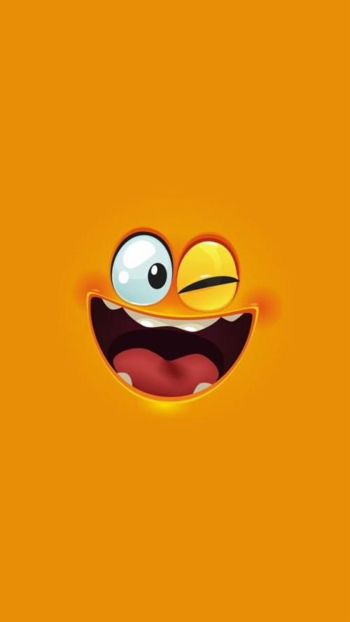 71 718402 funny iphone wallpaper name wallpaper emoji wallpaper kartun