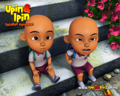 Gambar Animasi Upin Dan Ipin 730781 Hd Wallpaper Backgrounds Download
