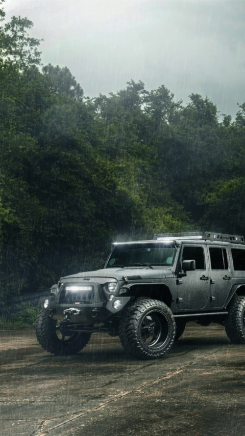 Four Wheel Drive Tire Jeep Wrangler Car Off Roading Jeep Wrangler Off Road 743746 Hd Wallpaper Backgrounds Download