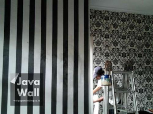 Background Garis Garis Hijau Putih 2239706 Hd Wallpaper