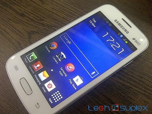 Wallpaper Hp Samsung Samsung Gt S7262 Display 763159