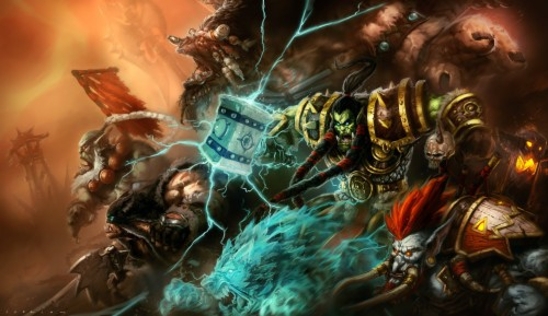 Orc Rexxar World Of Warcraft Wallpaper And Background