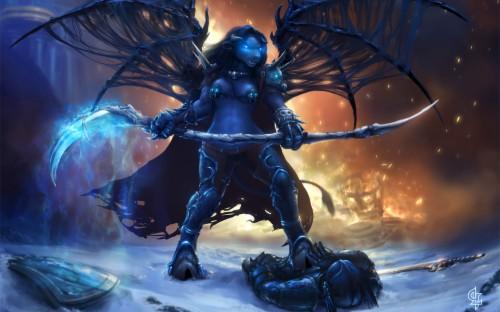 Ysera Wallpaper World Of Warcraft Ysera Death 778268