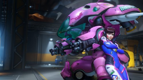 Overwatch Nerf This Cute Hd Wallpaper D Va Sexy 543456