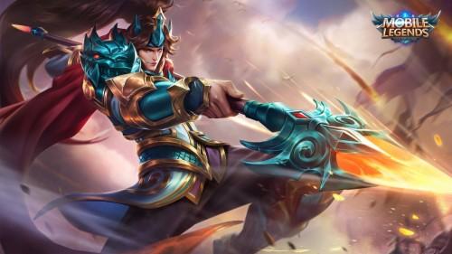 Hero Mobile Legends Dyrroth 2401025 Hd Wallpaper Backgrounds Download