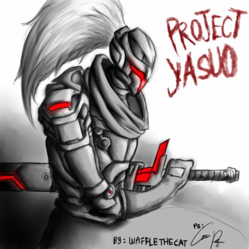 High Noon Yasuo Wallpaper Fan Made Project Skins 87237