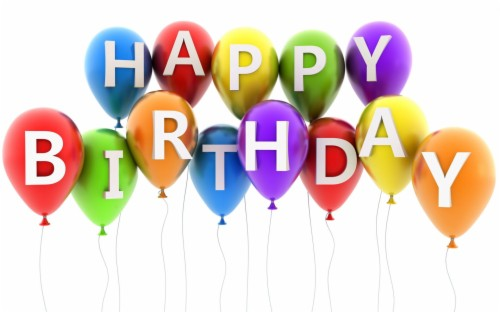 3d Birthday Wallpaper Happy Birthday Balloons Meme