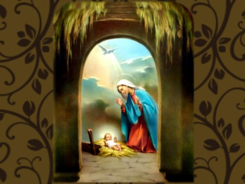 Religion Hd Wallpaper Christmas Jesus Birth 816576 Hd