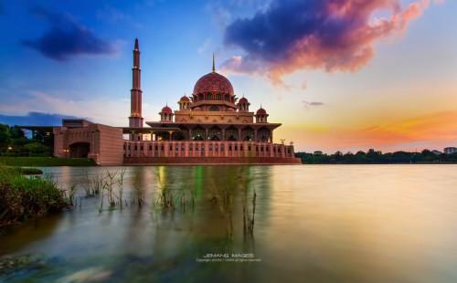 Wallpaper Masjid Bergerak Reflection 836100 Hd