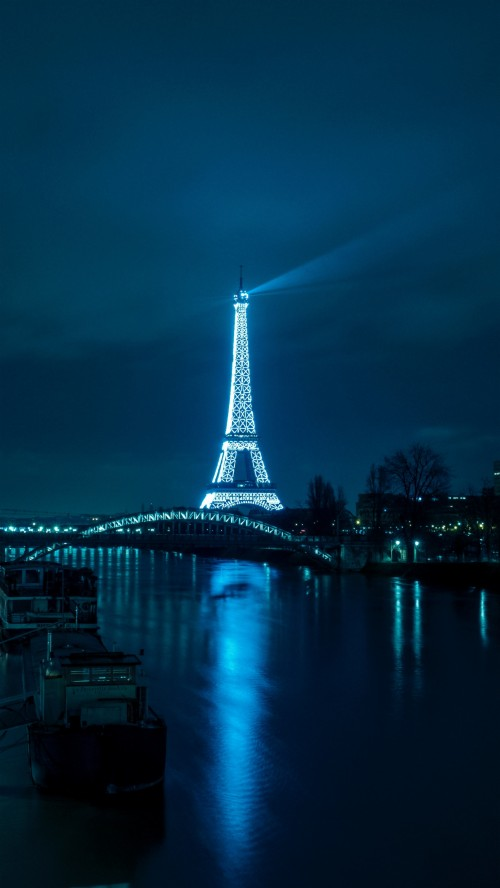Hd Wallpapers Eiffel Tower Paris Night Eiffel Tower Night