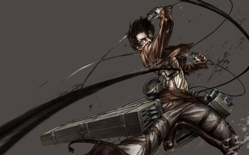 Attack On Titan Wallpaper 4k Pc Attack On Titan Anime Eren Jaeger 850746 Hd Wallpaper Backgrounds Download