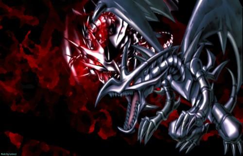 Red Eyes Black Dragon Wallpaper Red Eyes Black Dragon 3d