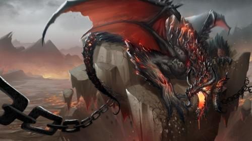 Gothic Anime Wallpaper 1080p Dragon Hd 851201 Hd