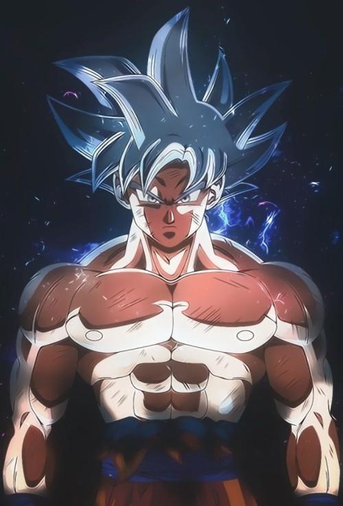 Ultra Instinct Goku Wallpaper Hd Goku Ultra Instinct