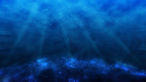Blue Deep Sea Background 865588 Hd Wallpaper