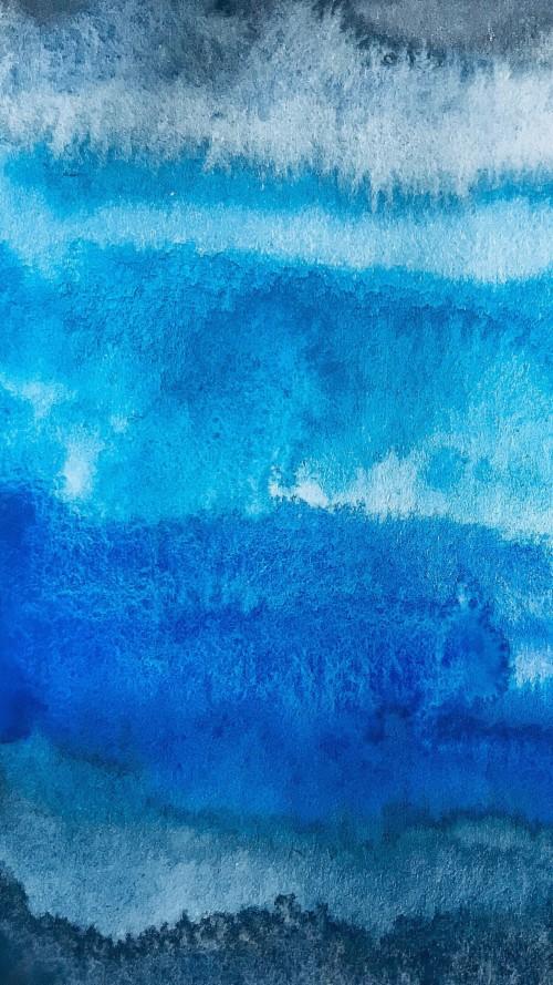 Deep Blue Sea Iphone Wallpaper Wallpapers Waves