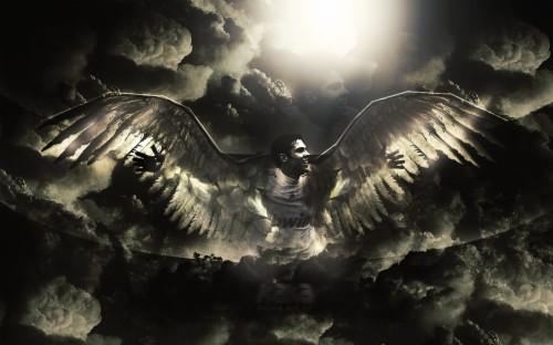 Fallen Angel Wallpapers Wide Angels Wallpaper Full Hd