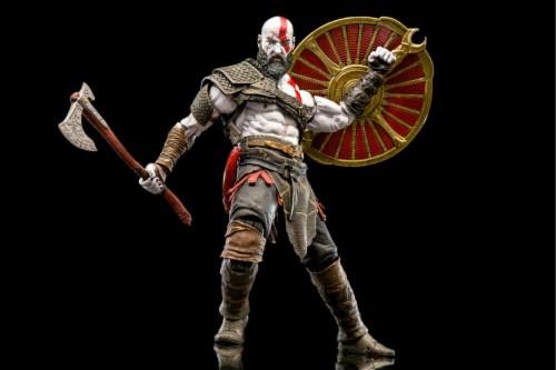 God Of War Live Wallpaper God Of War 4 Wallpaper Kratos