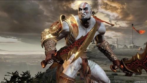 300 Leonidas Sparta God Of War King Leonidas Vs Kratos