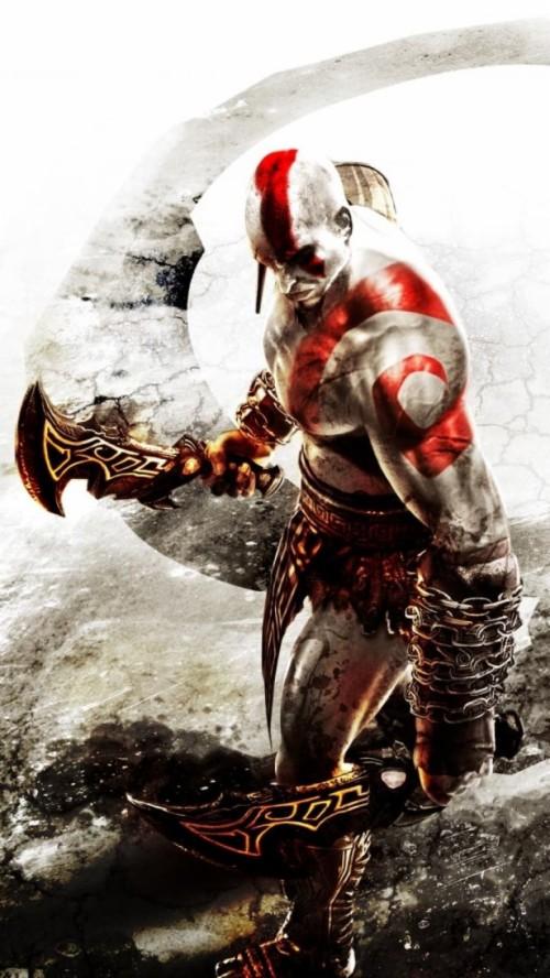 Iphone God Of War 3 882596 Hd Wallpaper Backgrounds