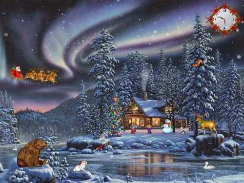 Download Free Holiday Animated Wallpaper Animated