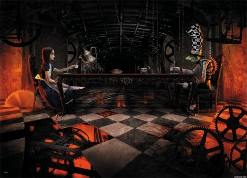 Alice Madness Returns Wallpaper Awesome Alice Madness Dark