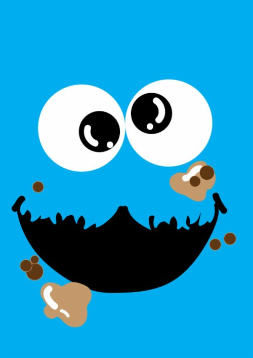 Back To 36 Tumblr Wallpapers Background Cookie Monster