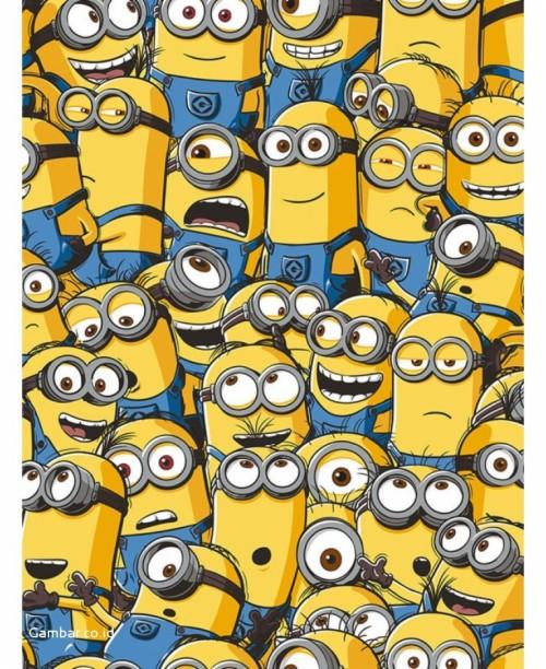 96 963946 wallpaper sea of minions