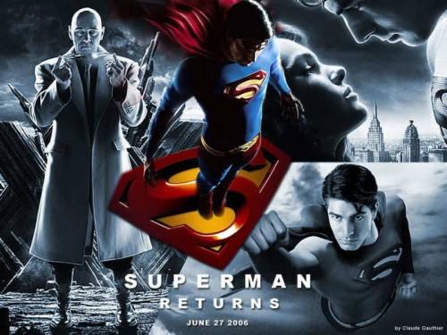 Superman Returns Fan Wallpapers Superman Returns Wallpapers